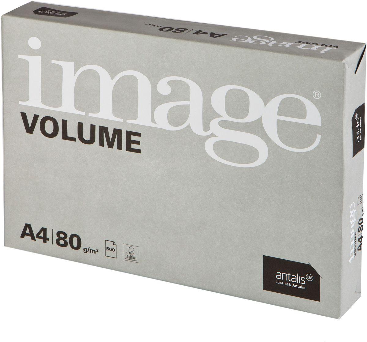 Image Бумага для принтера Volume формат А4 500 листов
