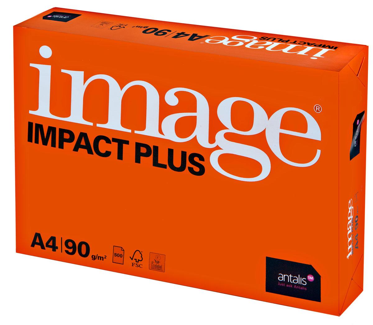 Image Бумага для принтера Impact формат A4 90 г 500 листов486365
