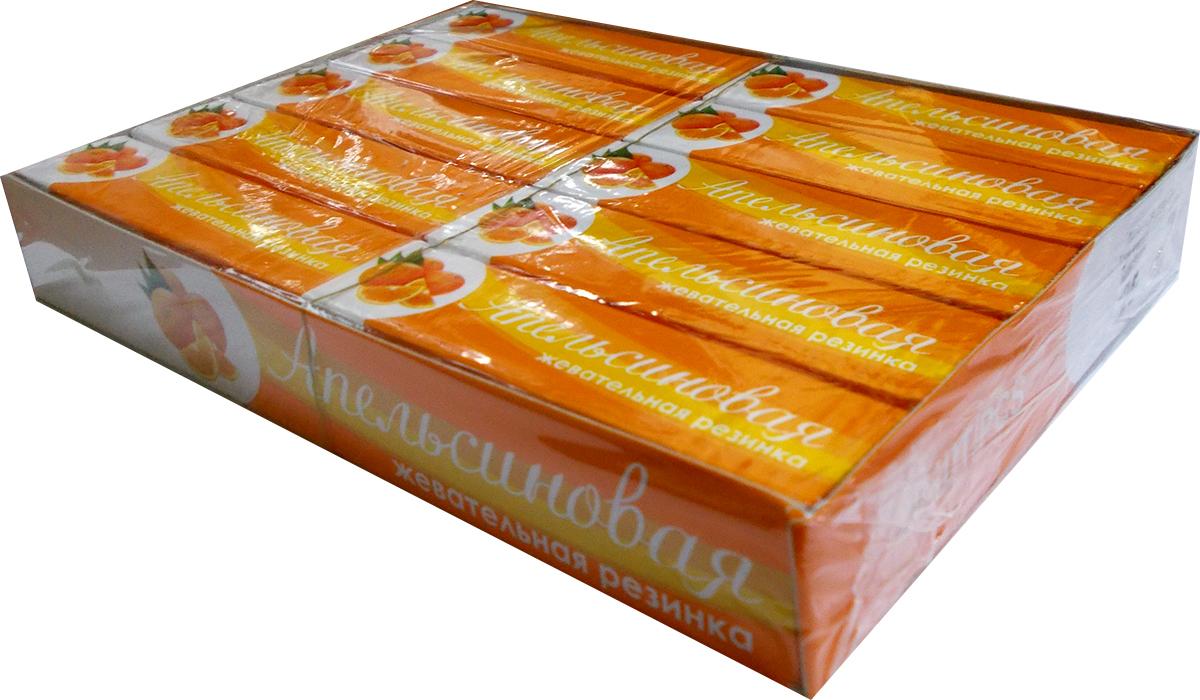 Plastinki жевательная резинка Апельсиновая, 20 пачек по 5 шт