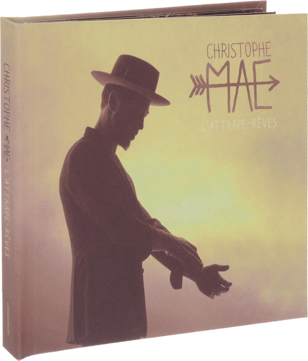 Christophe Mae. L'attrape-Reves (CD + DVD) 2016 2 CD + DVD