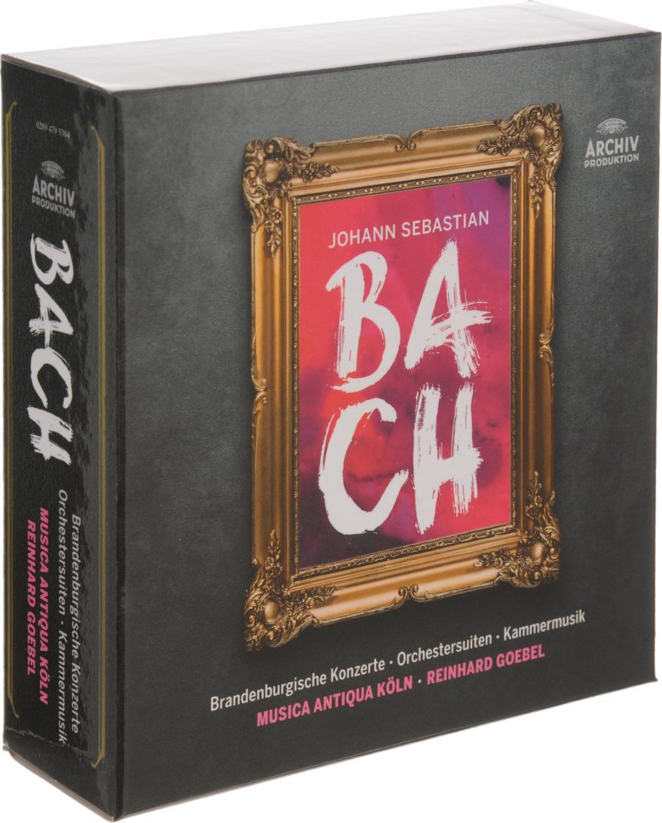 Издание содержит 32-страничный буклет с фотографиями и дополнительной информацией на немецком языке.