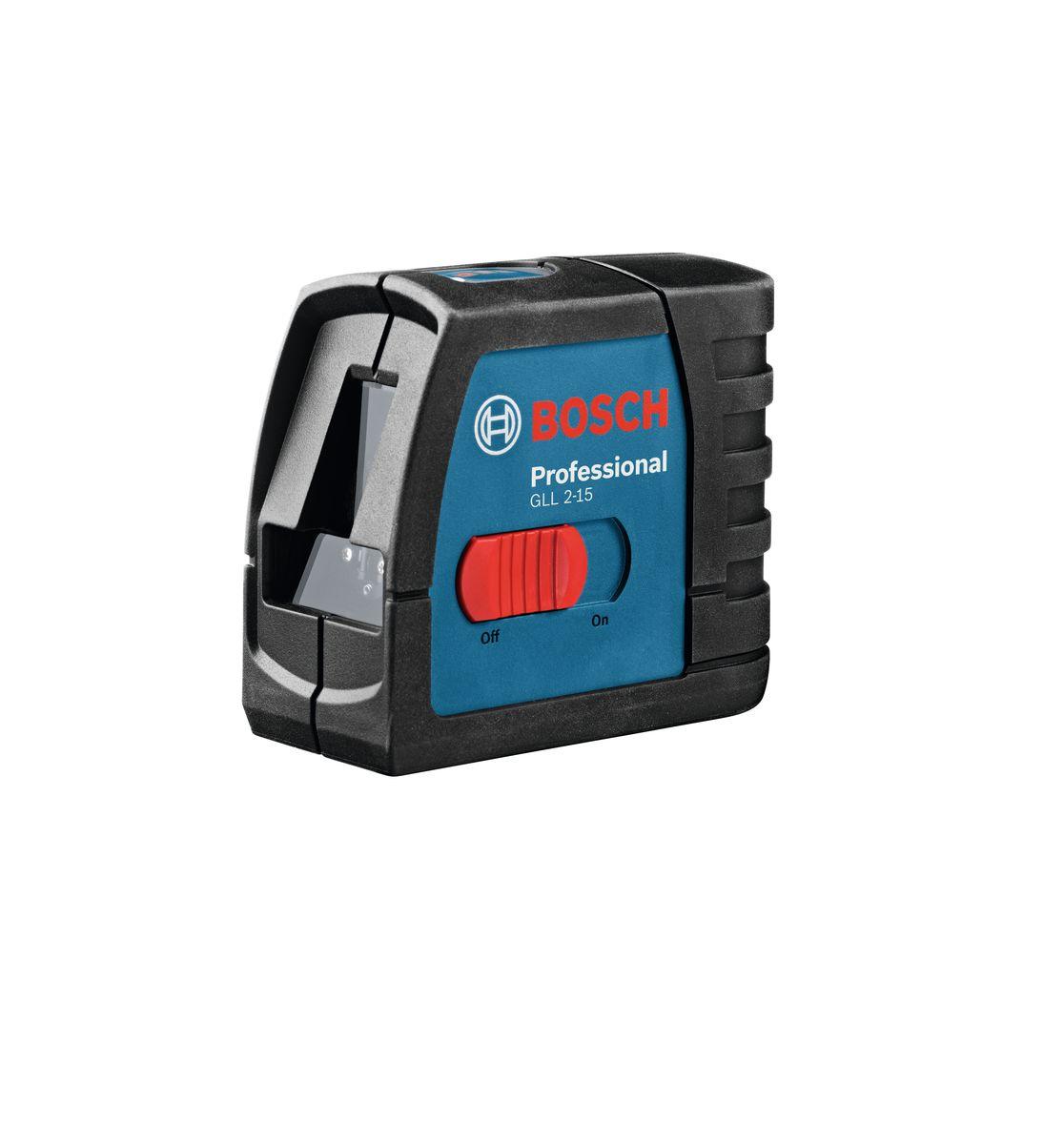Лазерный нивелир Bosch GLL 2-15AF-3401