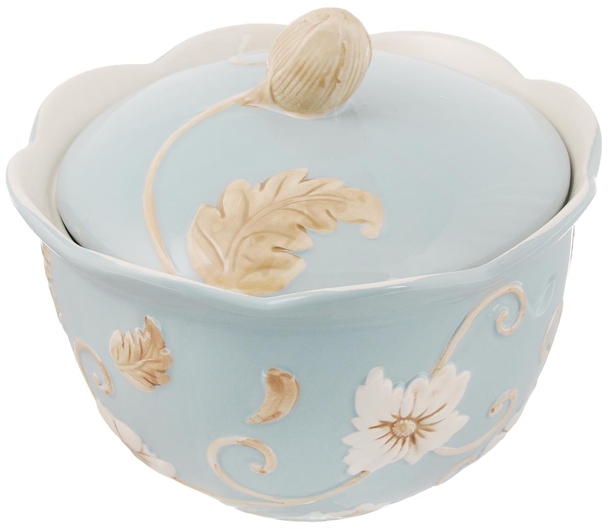 Супница Loraine Розы с крышкой, 2 л22452Супница Loraine Розы выполнена из доломита и оснащена плотно прилегающей крышкой. Супница оформлена красивым рельефным рисунком. Изделие предназначено для красивой подачи супа и сервировки стола. Яркий дизайн, несомненно, придется вам по вкусу. Посуду можно использовать в микроволновой печи и холодильнике. Можно мыть в посудомоечной машине. Диаметр супницы: 22 см. Высота стенок супницы: 13,5 см. Высота супницы (с учетом крышки): 19 см. Объем: 2 л.