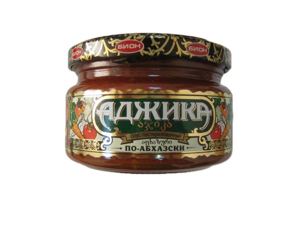 Бион соус аджика по-абхазски, 250 г