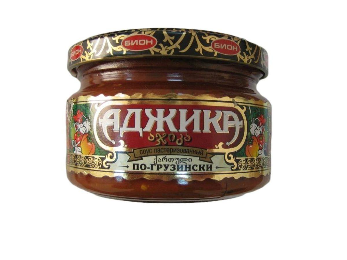 Бион соус аджика по-грузински, 250 г