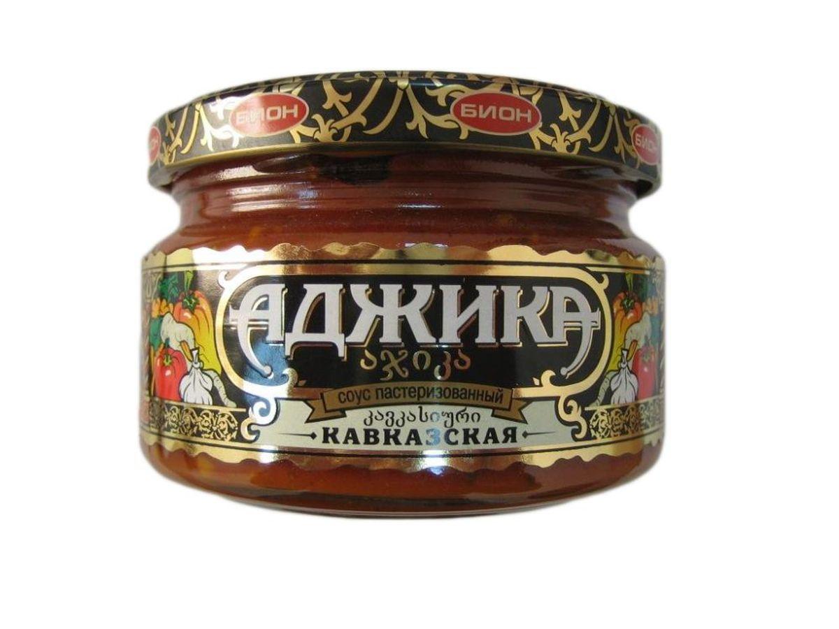 Бион соус аджика по-кавказски, 250 г
