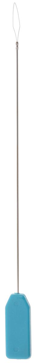 Заправщик нитей для оверлока Alfa, длина 13,5 смAF-WB7Заправщик нитей для оверлока Alfa изготовлен из металла и пластика. Используется для заправки нитей в оверлоках и швейных машинах.
