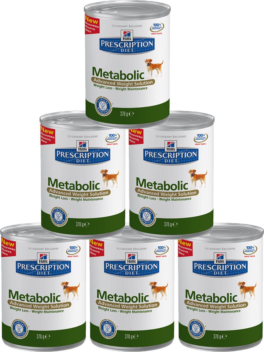 Консервы диетические для собак Hills Metabolic, для коррекции веса, 370 г х 6 шт2101Консервы для собак Hills Metabolic - полноценный диетический рацион для снижения избыточной массы тела и поддержания оптимального веса. Данный рацион обладает пониженной энергетической ценностью. Рекомендации по кормлению: рекомендуемая норма рассчитана на основании идеального веса вашей собаки. Корректировка приведенных значений и режим кормления - в соответствии с рекомендациями ветеринарного врача. Рекомендуемая продолжительность диетотерапии: до момента достижения оптимального веса. Состав: свинина, кукуруза, яичный белок, курица, целлюлоза, рис, выжимка томата, льняное семя, кокосовое масло, минералы, DL-метионин, порошок моркови, L- лейцин, соль, витамины, микроэлементы, таурин, L-карнитин, бета-каротин. Среднее содержание нутриентов: L-карнитин 90 мг/кг, L- лизин 0,44%, бета- каротин 1 мг/кг, витамин А 13860 МЕ/кг, витамин С 25 мг/кг, витамин D 93 МЕ/кг, витамин Е 135 мг/кг, влага 74,5%, жиры 3,4%, калий ...
