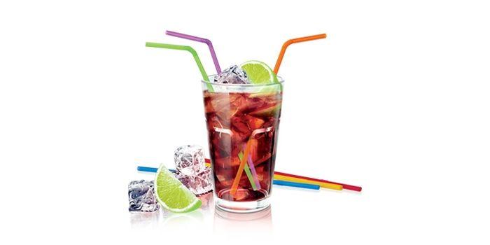 Набор трубочек для коктейлей Tescoma myDRINK, длина 24 см, 40 шт308854Трубочки для коктейлей Tescoma myDRINK выполнены из разноцветного полипропилена. Они смогут полностью реализовать вашу творческую фантазию при украшении коктейлей и напитков. Ваш стол станет ярким и праздничным, а гости будут приятно удивлены мастерством хозяев. Диаметр трубочек: 0,5 см. Длина трубочек: 24 см.