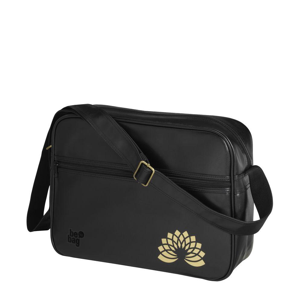 Herlitz Сумка школьная Be Bag Sport цвет черный11359528Прочная и вместительная сумка Be.bag смотрится элегантно в любой ситуации . Идеальный выбор для школы , университета или досуга.