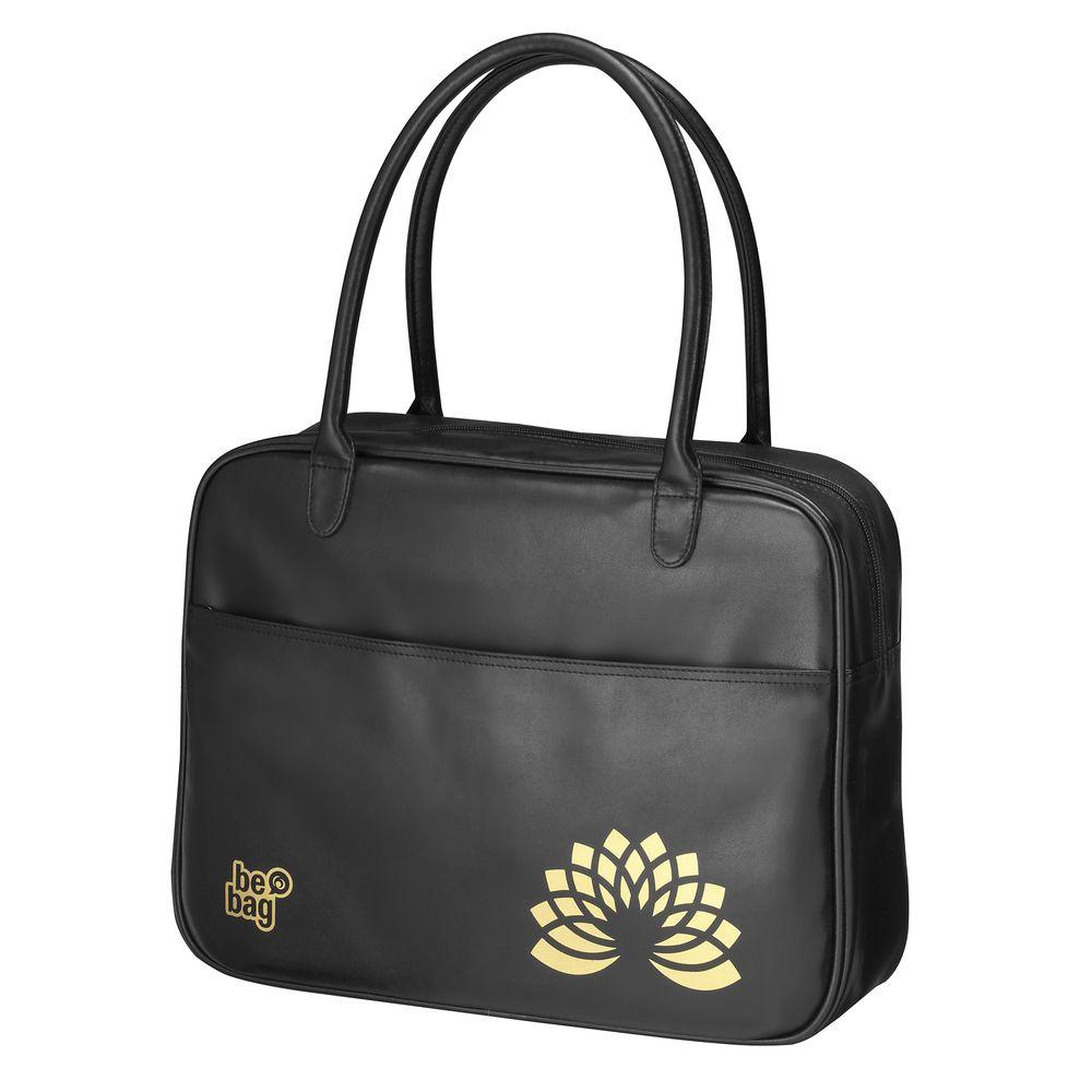 Herlitz Сумка школьная Be Bag Fashion цвет черный11359494Прочная и вместительная сумка Be.bag смотрится элегантно в любой ситуации . Идеальный выбор для школы , университета или досуга.