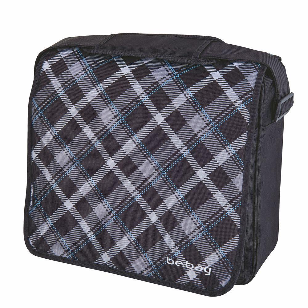 Herlitz Школьная сумка BE.BAG Black checked11437613Прочная и вместительная сумка Be.bag смотрится элегантно в любой ситуации . Идеальный выбор для школы , университета или досуга.