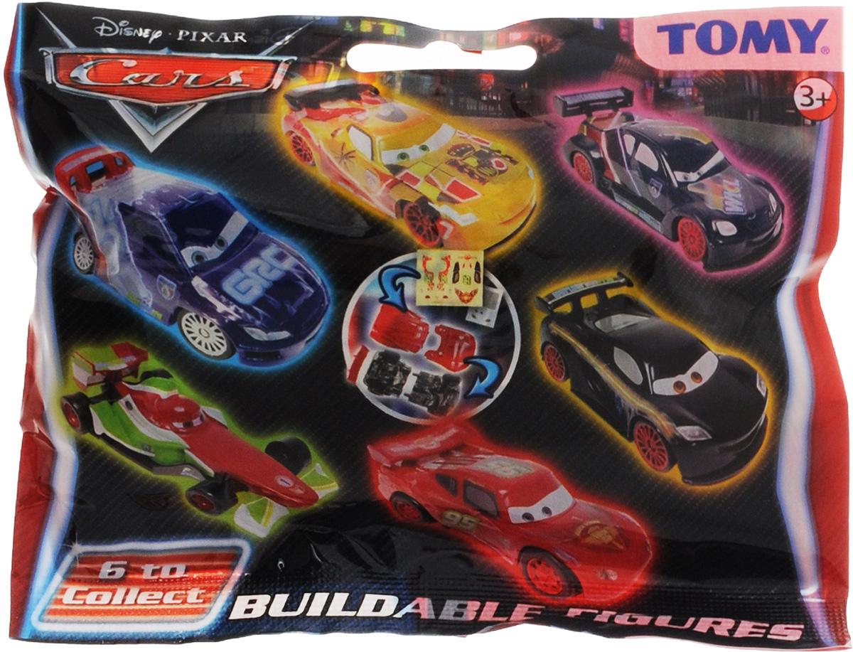 Tomy Машинка ТачкиT8864EU1Машинка Tomy Тачки упакована в непрозрачный пакет. Какой персонаж из серии Cars ждет вас в следующей закрытой упаковке? В комплекте вы найдете наклейки, чтобы украсить машинку. В ассортименте 6 различных машинок! Игрушка изготовлена из качественных и безопасных материалов.