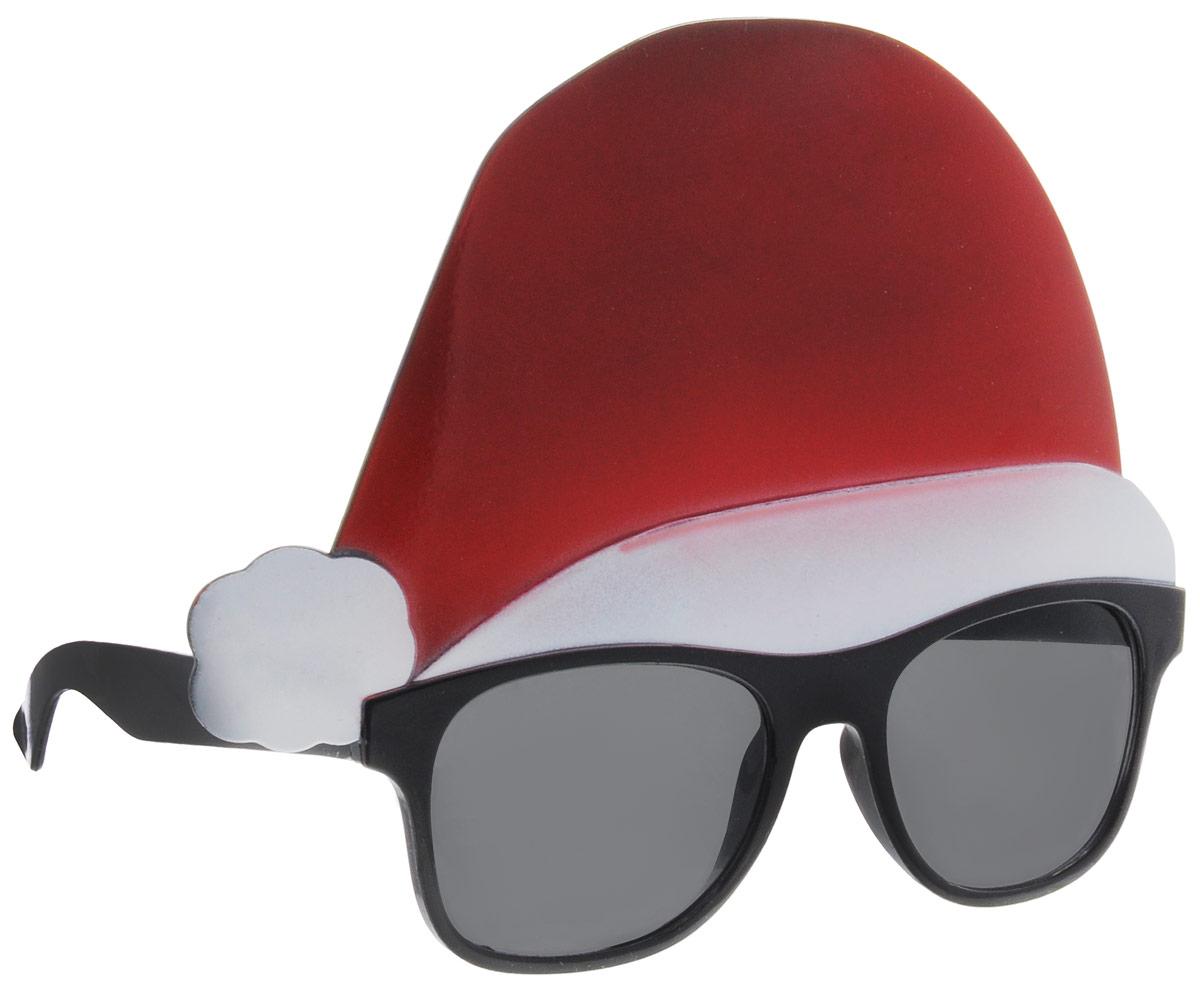 Partymania Очки для вечеринок Дед морозT1221_дед морозНа корпоративной вечеринке или на домашнем празднике станет еще веселее, если раздать гостям смешные очки. Они также могут стать забавными призами в конкурсах. Преобразите коллег или друзей с помощью этих очков, и вы увидите, как хорошее настроение стремительно увеличивается. Не являются солнцезащитными. Не имеют UF-фильтров.