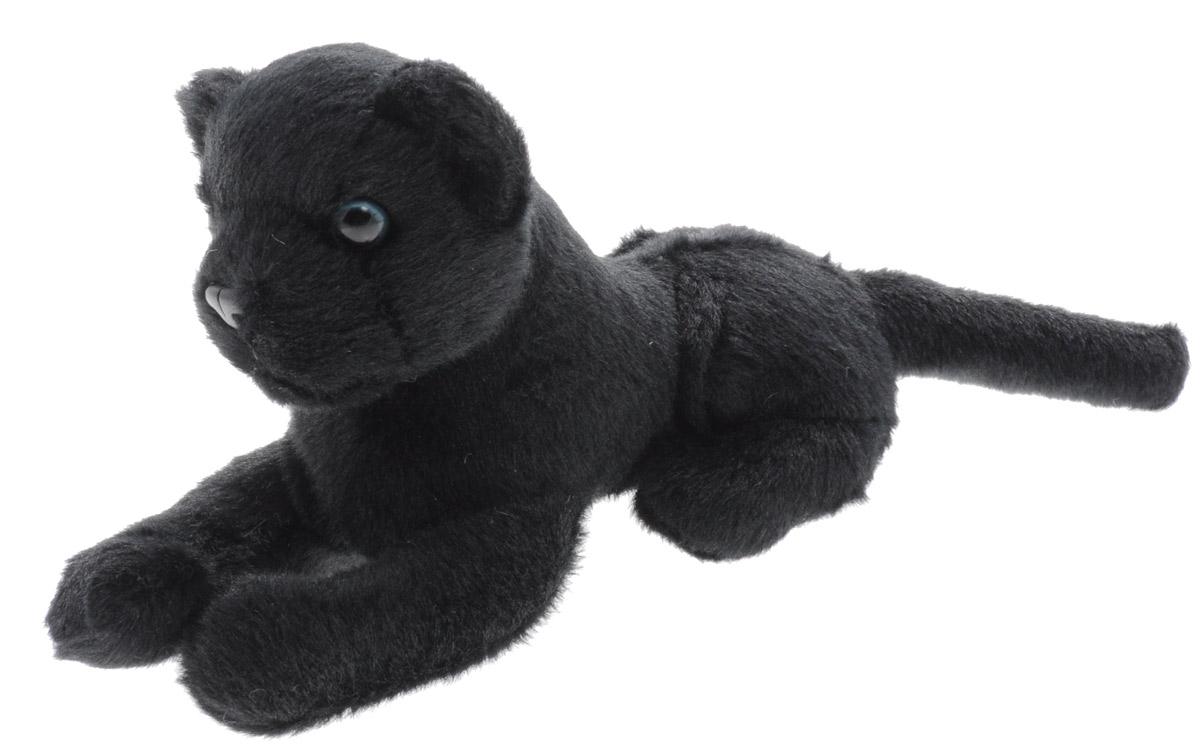 Magic Bear Toys Мягкая игрушка Пантера 16 см7BW16BLОчаровательная мягкая игрушка Magic Bear Toys Пантера изготовлена из нетоксичных и экологически чистых материалов. Глазки и носик выполнены из пластика. Зверек обладает мягкой шерсткой, выполненной из искусственного меха. Для набивки используется силиконизированное волокно. Удивительная мягкая игрушка принесет радость и подарит своему обладателю мгновения нежных объятий и приятных воспоминаний. Великолепное качество исполнения сделает эту игрушку чудесным подарком к любому празднику. Трогательная и симпатичная, она непременно вызовет улыбку у детей и взрослых.
