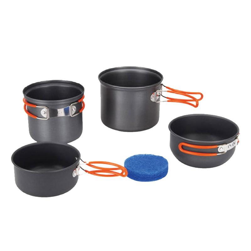 Набор посуды Tramp на 1-2 персоны. TRC-075