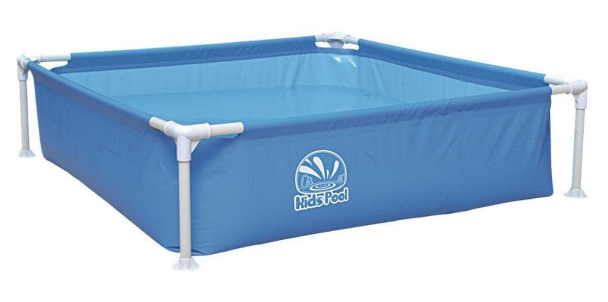 Бассейн каркасный Jilong Kids Frame Pool, цвет: голубой, 122 х 122 x 33 смJL017256NPFV01_голубойБассейн каркасный детский квадратный KIDS FRAME POOL Для использования на даче и природе - Размер в рабочем состоянии: 122х122x33 см - Объем - 399 литров - Прочная стальная рама с пластиковыми угловыми соединениями - Рама в комплекте - Легкая сборка - Очень прочный 3-х слойный материал - Легко складывается - Компактно упаковывается - В сложенном состоянии не занимает много места - Самоклеящаяся заплатка в комплекте Артикул:JL017256NPFV01 Упаковка: картон Размер упаковки,см: Вес: 3,0 кг Компания JILONG это широкий выбор продукции высокого качества и отличный выбор для отдыха на природе. Характеристики: Бренд: JILONG Производитель: Китай Упаковка: коробка Размер упаковки: см Размер бассейна: 122х122x33 см Объем: 399 литров Материал: усиленный ПВХ Цвет: в ассортименте Вес: 3,0кг Артикул:JL017256NPFV01