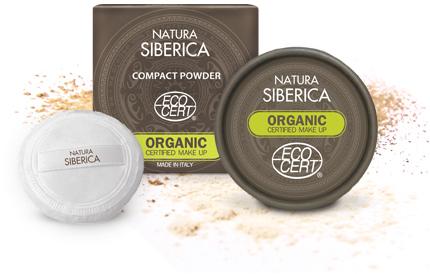 Натура Сиберика Compact Powder 01 Компактная пудра 010862-67190Компактная пудра – это неотъемлемая часть женской косметички, ведь она помогает создавать макияж утром и освежать его в течение дня. Сертифицированная органическая компактная пудра Natura Siberica обладает легкой текстурой, выравнивает тон кожи, выглядит естественно, защищает от воздействия окружающей среды.