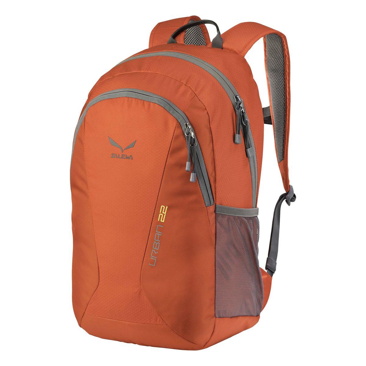 Рюкзак городской Salewa Daypacks URBAN 22, цвет: красный, 22л1132_1500Удобный, вместительный и функциональный городской рюкзак Urban 22 оранжевый.Подвесная система Airstream обеспечивает отличную вентиляцию и хорошую поддержку во время быстрого движения.