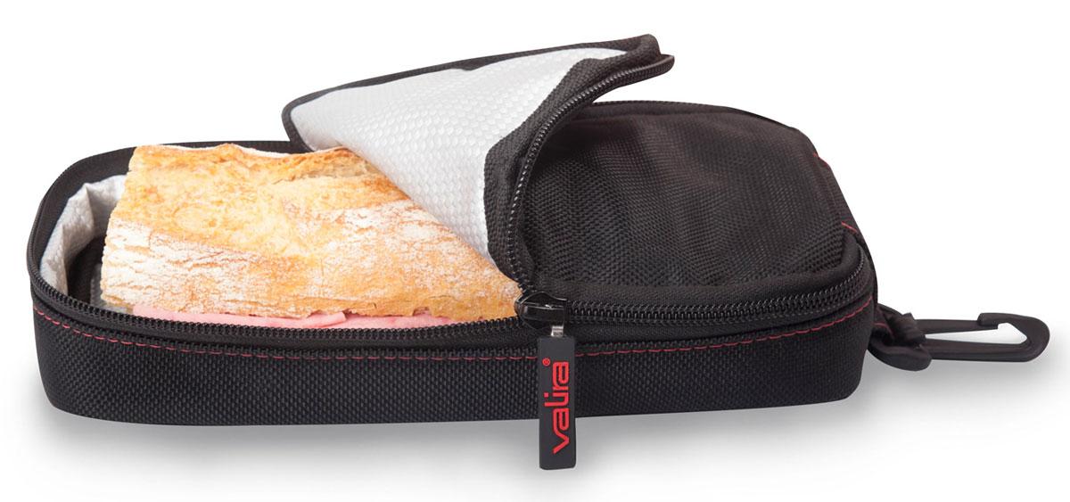 Бутербродница Valira6080_39Удобная и компактная детская бутербродница с привлекательным дизайном. Замечательно подойдет для школьных завтраков, поездок и путешествий. В ней можно хранить бутерброды и закуски. Бутербродница изготовлена из гигиеничного материала с термо прослойкой. Выдерживает горячую пищу. Имеет компактный размер и легко помещается в любую сумку. Подходит как для мальчиков, так и для девочек. Не предназначена для использования в СВЧ и посудомоечной машине.
