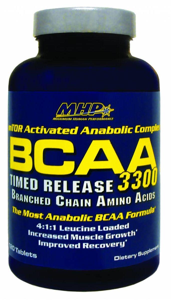 BCAA MHP 3300, 120 таблеток ( 666222940199 )