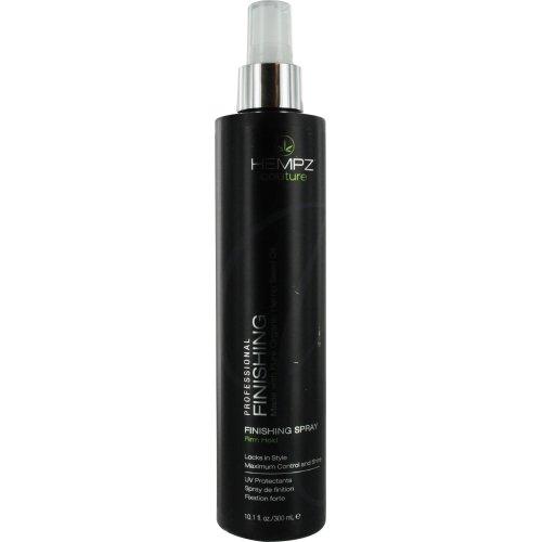 Hempz Лак для волос средней фиксации Finishing Shaping Spray Medium Hold 300 мл676280011847Лак для волос средней фиксации Finishing Shaping Spray Medium Hold позволяет сохранить укладку в первоначальном виде в течение целого дня. Он надежно защищает прическу в любую ненастную погоду, так как обладает влагостойким эффектом. Содержание натуральных растительных компонентов в лаке предохраняет окрашенные волосы от выцветания, а присутствие экстрагированных компонентов семян конопли эффективно увлажняет волосы, не утяжеляя и не склеивая их. Дополнительную действенную защиту окрашенным волосам обеспечивают УФ-фильтры, входящие в состав лака. Средство снабжено удобным дозатором для распыления. Состав активных компонентов: экстракт семян конопли.