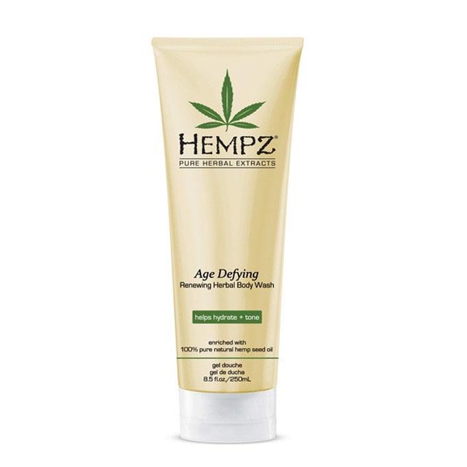 Hempz Скраб для тела Антивозрастной Age Defying Herbal Body Scrub 265 мл676280022140Бережно очищает кожу, придавая гладкость и мягкость, сохраняя естественный жировой и водный баланс кожи, предупреждает преждевременное старение кожи. Содержит очищенное конопляное масло и экстракт конопляных семян, натуральные травяные экстракты, которые питают, увлажняют, успокаивают и смягчают кожу. Специальная формула на основе гликолиевой кислоты с полипептидами, кофеином и морскими водорослями сокрщает появление мелких морщин и восстанавливает здоровый тон кожи.