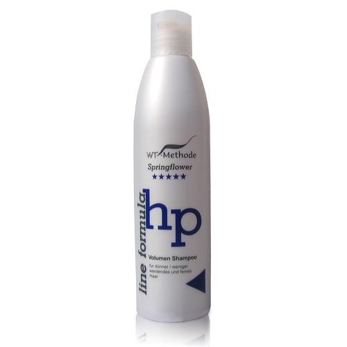 WT-Methode Шампунь для тонких и ослабленных волос Line formula Volumen Shampoo Springflower 250 мл