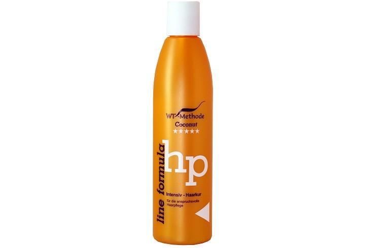 WT-Methode Бальзам Кокос для волос Balsam Coconut 250 млWTM-PLF-69Coconut – бальзам, созданный для интенсивного ухода за волосами всех типов. Его уникальная формула позволяет эффективно защищать волосы от негативного воздействия окружающей среды, питать кожу головы, придавать волосам объём, силу и блеск, а также гарантирует лёгкость расчёсывания (как влажных, так и сухих волос). Кроме того, он прекрасно успокаивает кожу головы и дарит волосам лёгкий аромат кокосового дерева.
