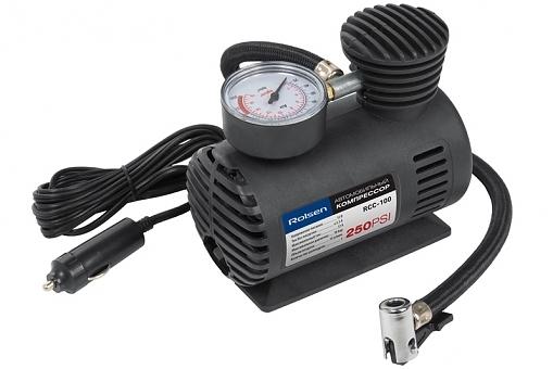 Автомобильный компрессор Rolsen RCC-100 ( 1-RLCA-RCC-100 )