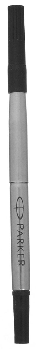 Parker Стержень для ручки-роллера цвет черныйPARKER-S0168630Стержень для ручки-роллера Parker обеспечивает четкие и яркие линии, не требует усилий при письме, чернила быстро высыхают. Толщина линии 0,7 мм (Medium 2). Подходит для ручек-роллеров Parker. Цвет чернил - черный.
