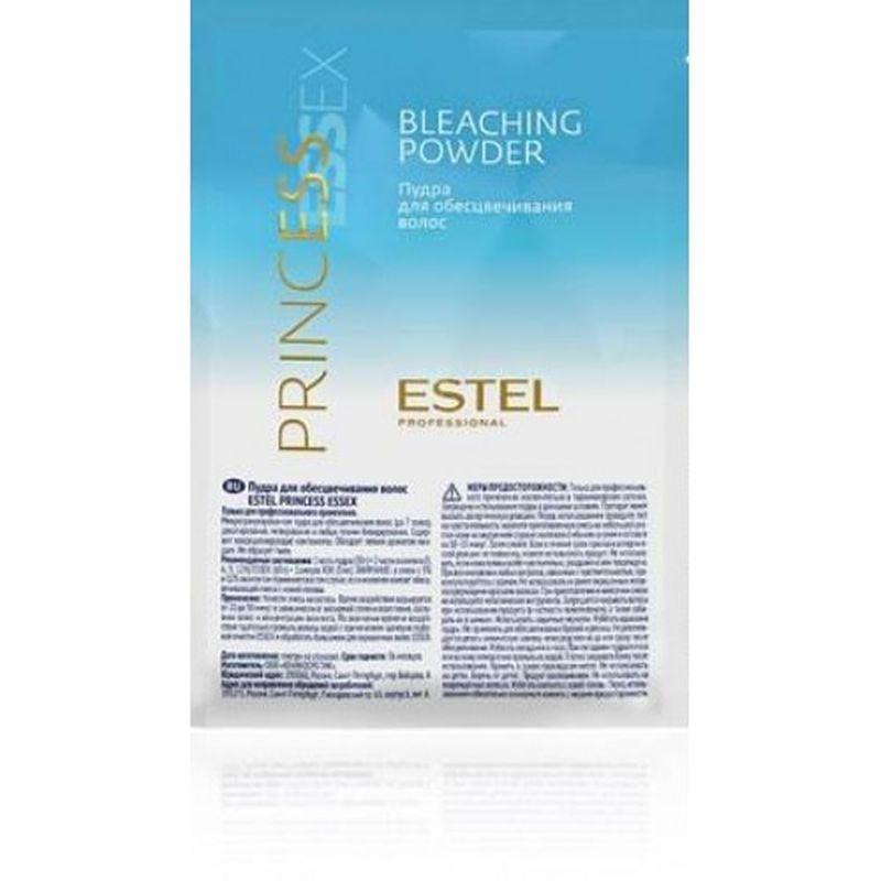 Estel Пудра для обесцвечивания волос PRINCESS ESSEX 30 гEP/30Микрогранулированная пудра для обесцвечивания волос (до 7 тонов), декапирования, мелирования и любых техник блондирования. Обесцвечивание волос до 7 тонов. Способ применения: Только для профессионального применения. Объем: 30 г