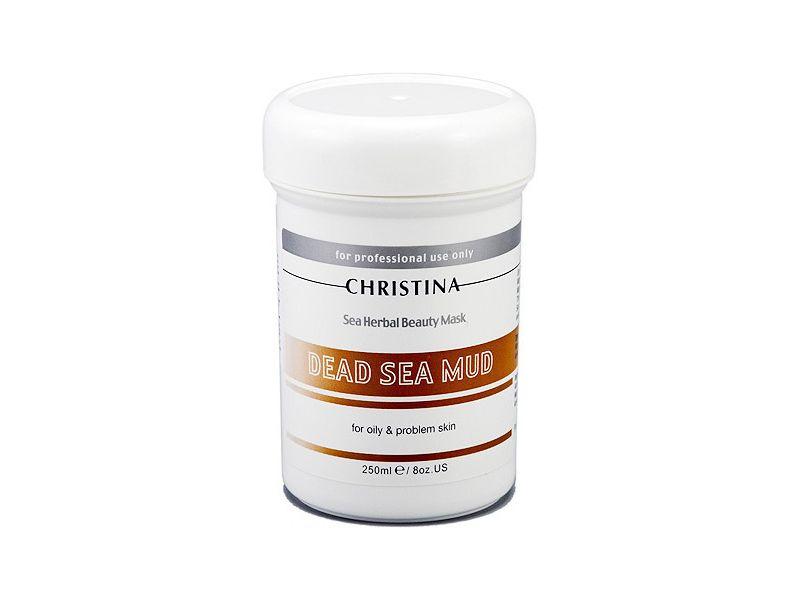 Christina Грязевая маска для жирной кожи Sea Herbal Beauty Dead Sea Mud Mask 250 мл грязевая маска для жирной кожи  250 мл  christina