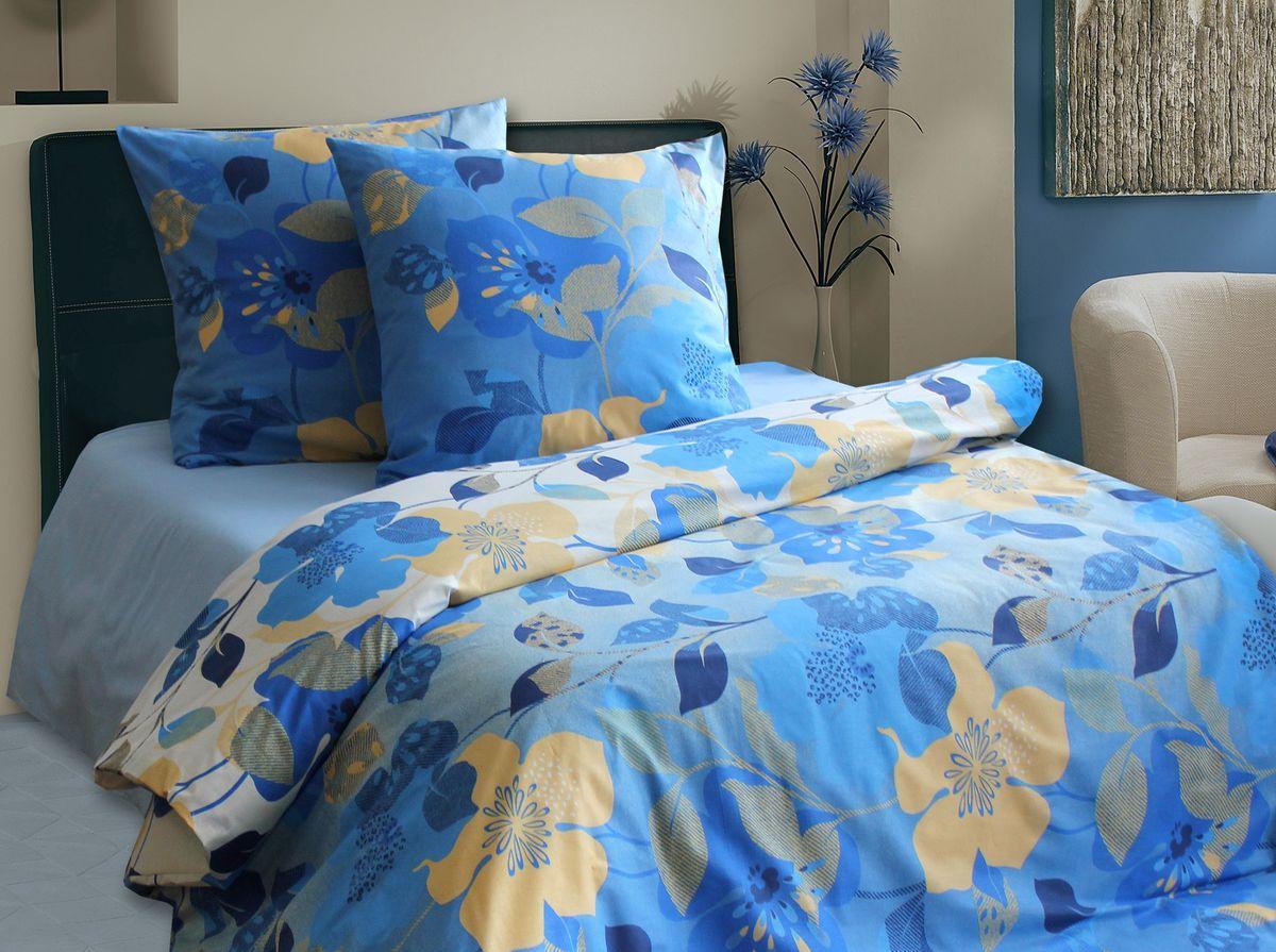 Постельное белье Блакiт Марго, 1,5 спальное, наволочки 70х7021483975