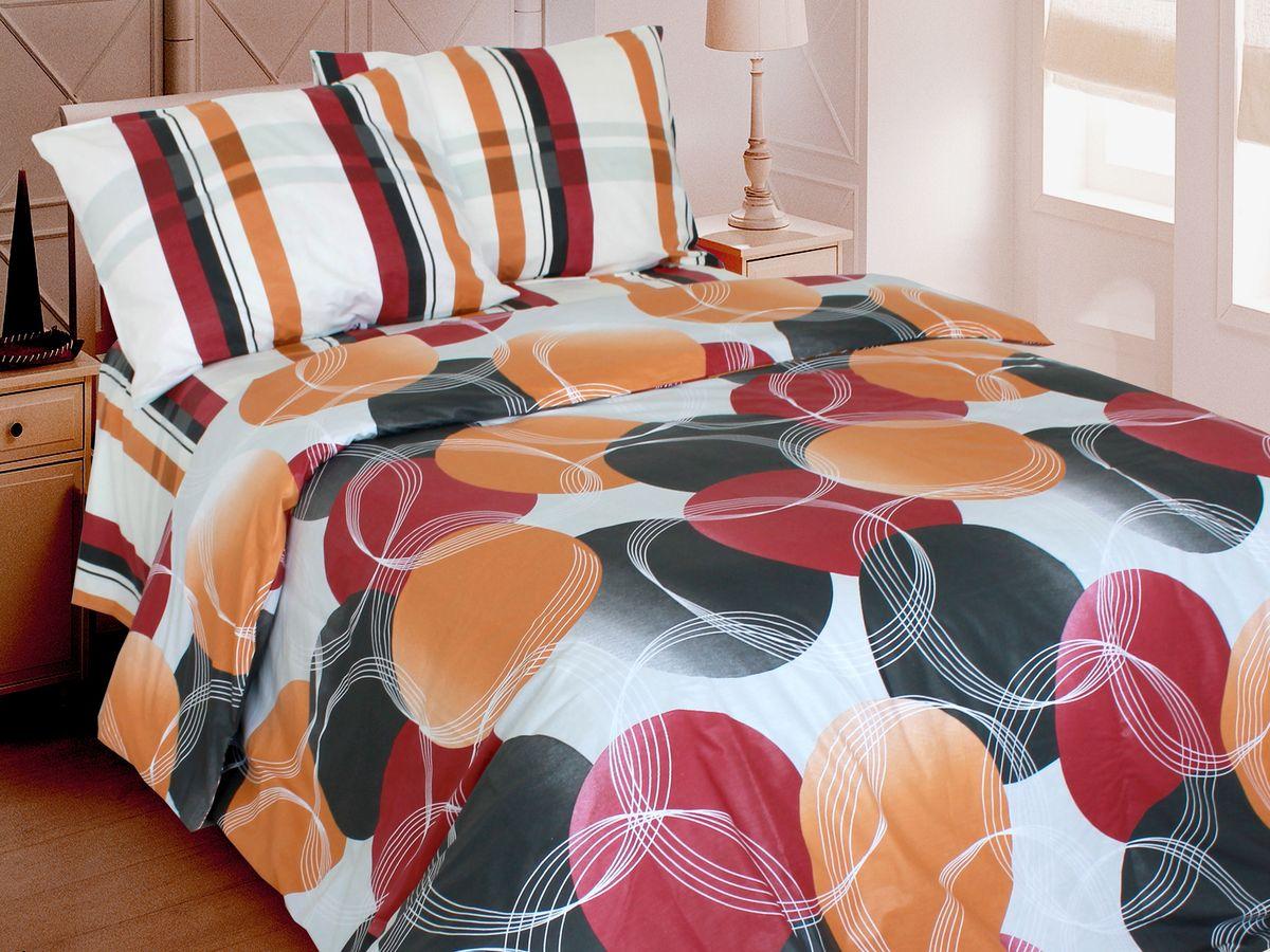 Постельное белье Блакiт Баблс, 1,5 спальное, наволочки 70х7021484266