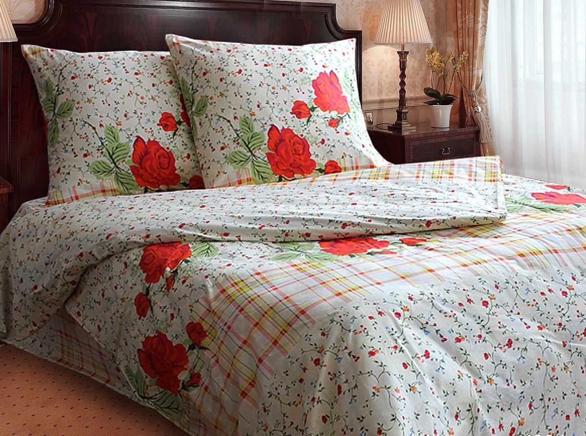 Постельное белье Блакiт Марьяна, 1,5 спальное, наволочки 70х7021484294