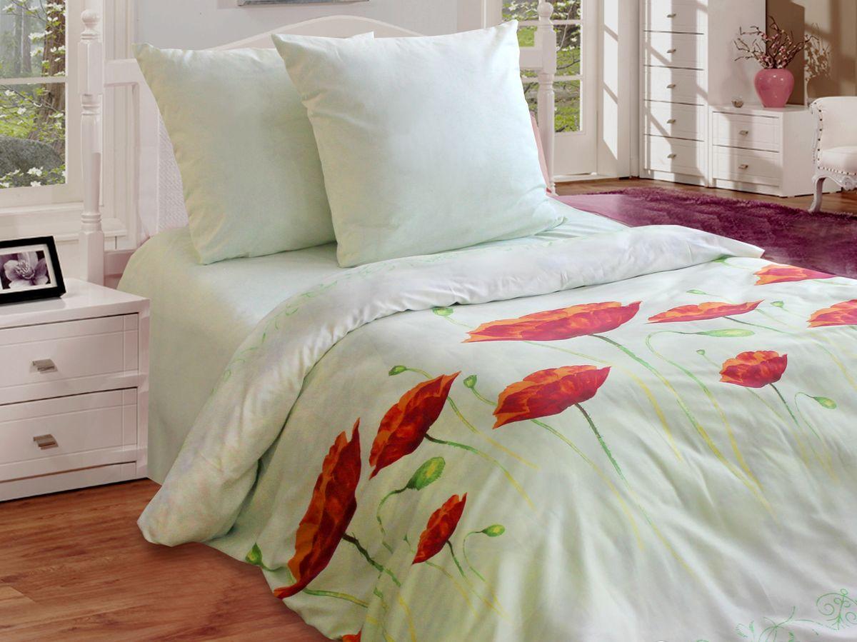 Постельное белье Блакiт Сесиль, 1,5 спальное, наволочки 70х7021484325
