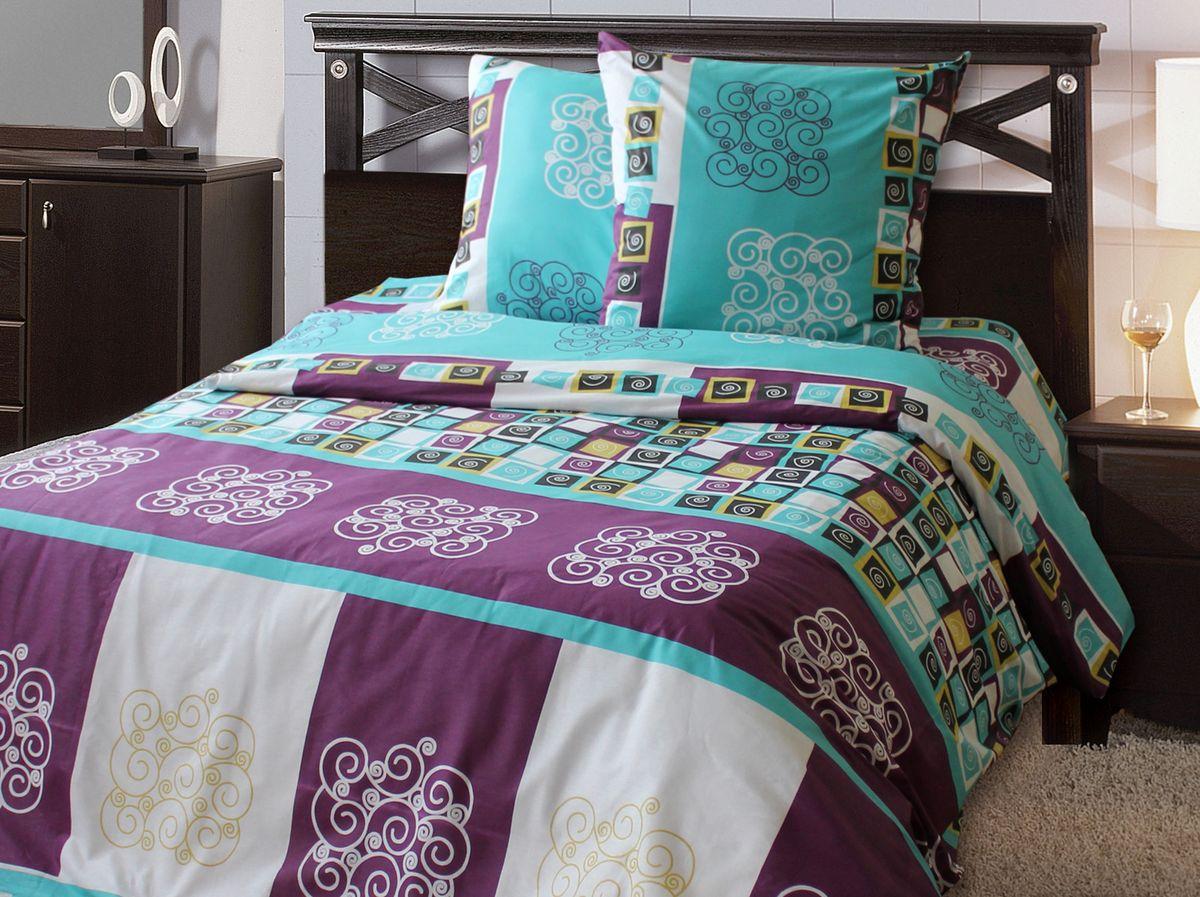 Постельное белье Блакiт Кардинал, 1,5 спальное, наволочки 50х7027174470