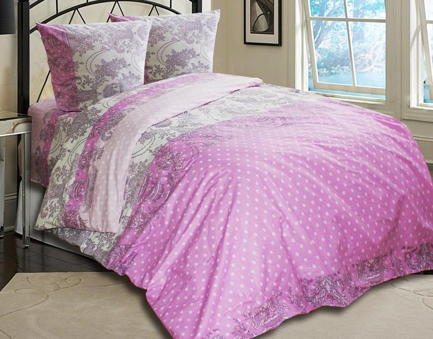 Постельное белье Блакiт Рококо, 2-х спальное, наволочки 50х7035164214