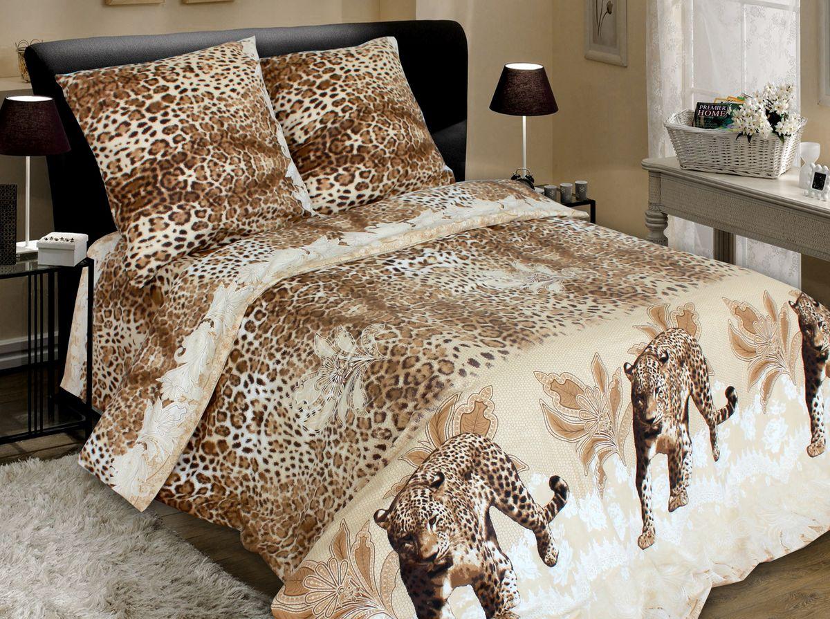Постельное белье Блакiт Уайлдлер, 2-х спальное, наволочки 50х7035164443