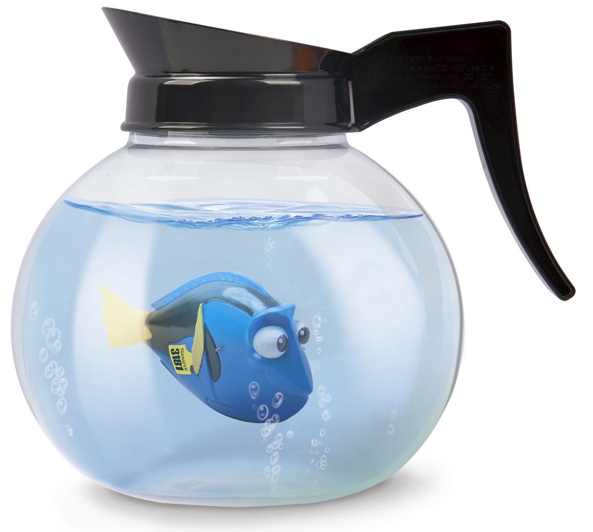 Dory Робот Рыбка Дори и аквариум-кофейник25171В набор входит: Аквариум в виде кофейника и роборыбка Дори