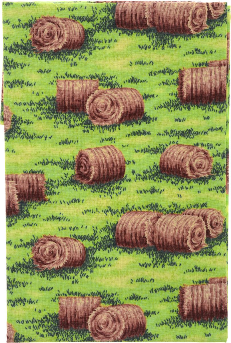 Ткань для пэчворка RTO, 110 х 110 см. PST-4/14PST-4/14Ткань RTO, изготовленная из 100% хлопка, предназначена для пошива одеял, покрывал, сумок, аппликаций и прочих изделий в технике пэчворк. Также подходит для пошива кукол, аксессуаров и одежды. Пэчворк - это вид рукоделия, при котором по принципу мозаики сшивается цельное изделие из кусочков ткани (лоскутков).