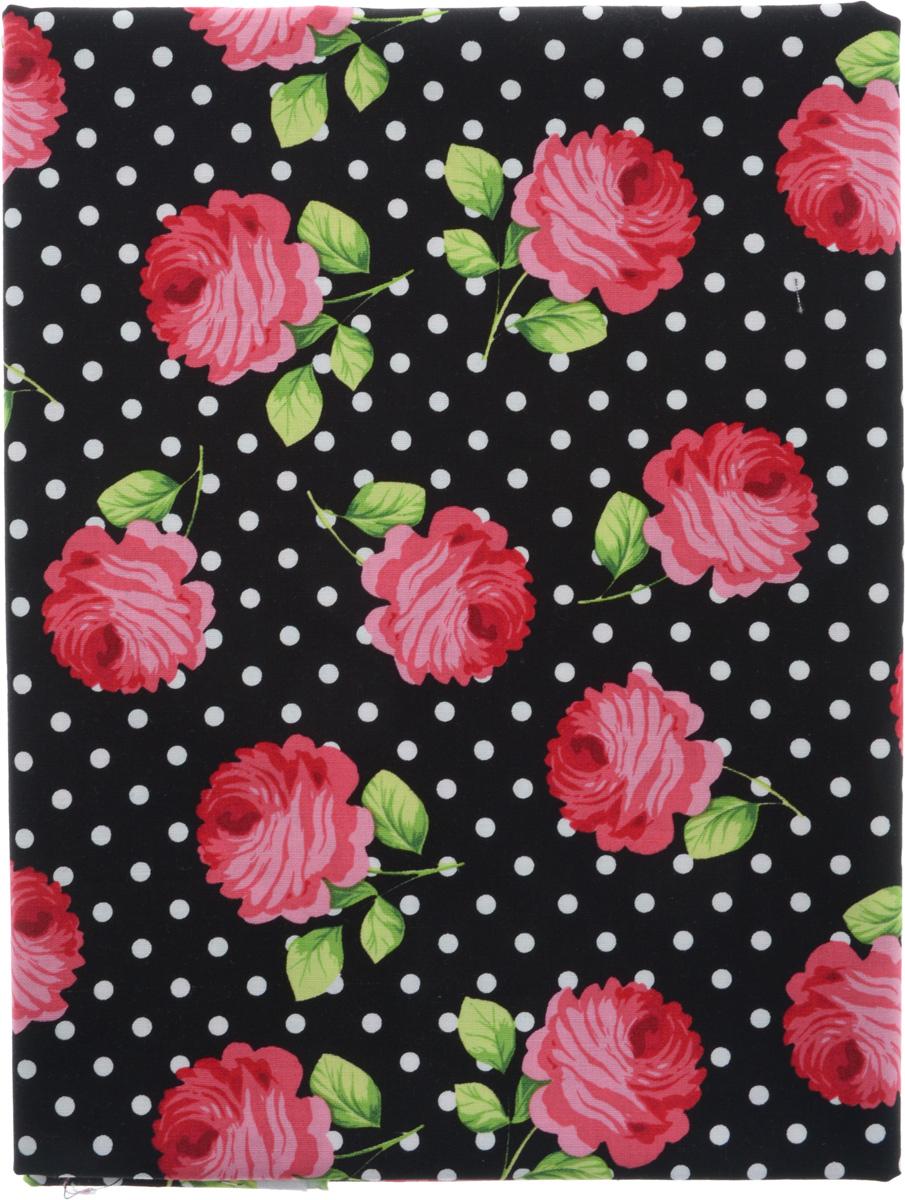 Ткань для пэчворка RTO, 110 х 110 см. PST-4/39PST-4/39Ткань RTO, изготовленная из 100% хлопка, предназначена для пошива одеял, покрывал, сумок, аппликаций и прочих изделий в технике пэчворк. Также подходит для пошива кукол, аксессуаров и одежды. Пэчворк - это вид рукоделия, при котором по принципу мозаики сшивается цельное изделие из кусочков ткани (лоскутков).