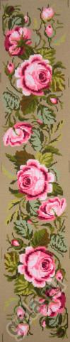 Канва жесткая с рисунком Soulos Пионы, 25 см х 100 см. 45.25845.258К изнаночной стороне каждой канвы прикреплена бумажная этикетка с указанием артикула, штрих-кода, наименования товара, а также информации о производителе. На канве, помимо мотива, напечатан логотип компании-изготовителя, указан размер готовой работы, канвы и материал, из которого она изготовлена. Также на канве напечатан цветной и цифровой ключ по цветам для классического хлопкового мулине DMC и Anchor, а на этикетке есть цвета Finca Presencia