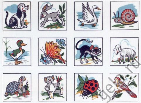 Канва жесткая с рисунком Soulos Животные, птицы,насеком, 12 картинок, 60 см х 45 см. G.47G.47К изнаночной стороне каждой канвы прикреплена бумажная этикетка с указанием артикула, штрих-кода, наименования товара, а также информации о производителе. На канве, помимо мотива, напечатан логотип компании-изготовителя, указан размер готовой работы, канвы и материал, из которого она изготовлена. Также на канве напечатан цветной и цифровой ключ по цветам для классического хлопкового мулине DMC и Anchor, а на этикетке есть цвета Finca Presencia