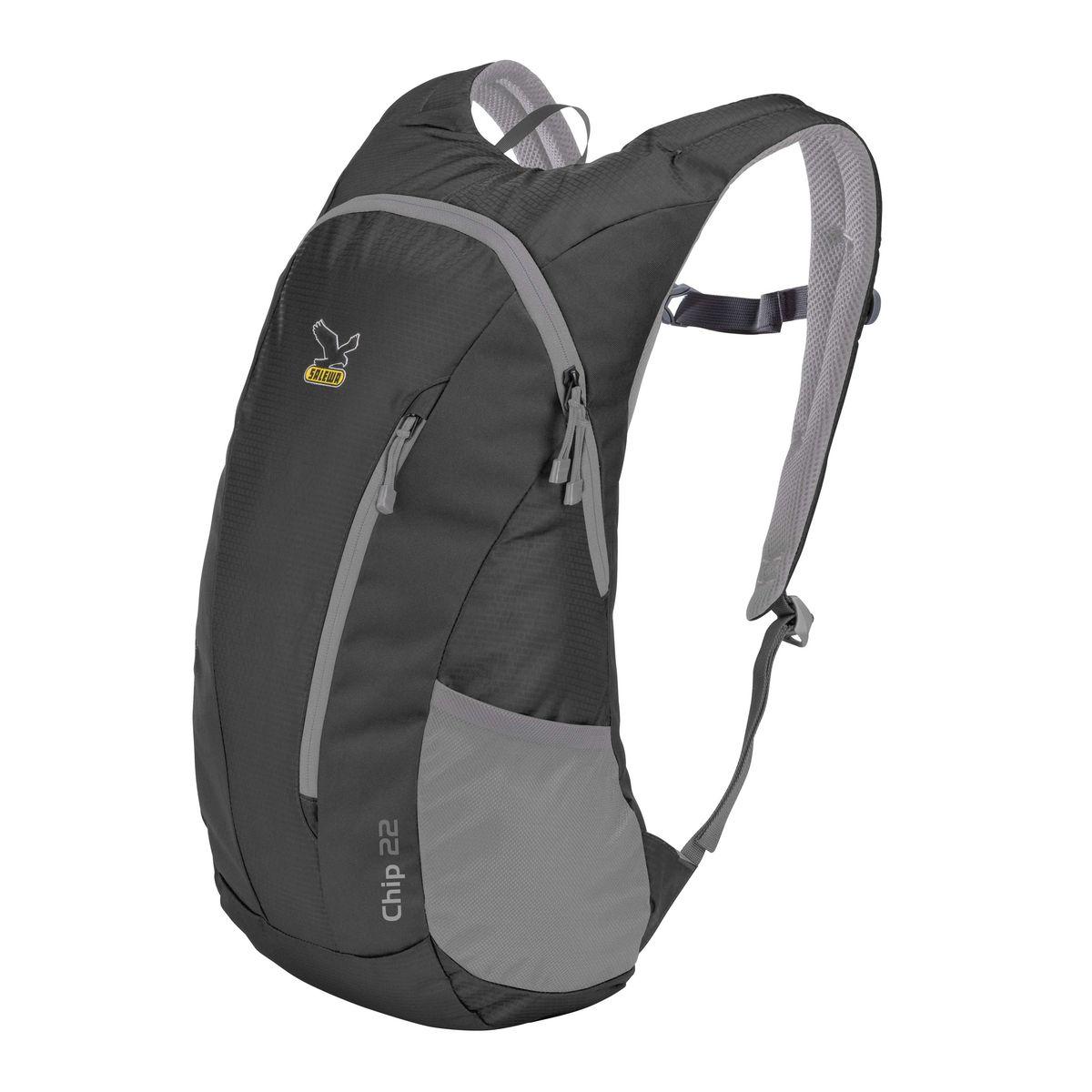 Рюкзак городской Salewa Daypacks CHIP 22, цвет: черный, 22л1130_900Компактный городской рюкзак для повседневного использования и активного досуга. Comfort Fit обеспечивает комфортное распределение нагрузки и вентиляцию. Особенности: - переднее отделение - боковые карманы