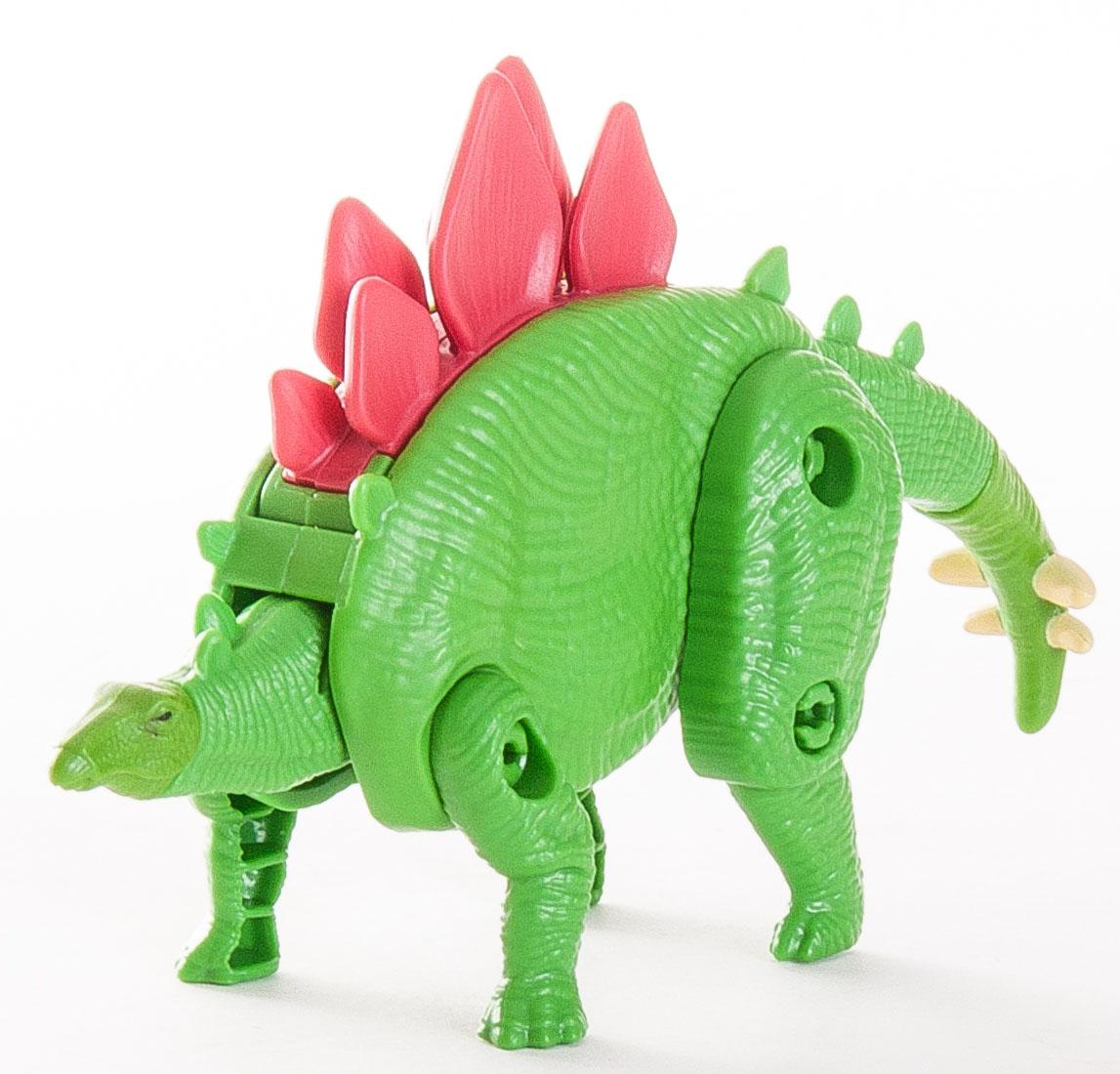 EggStars Яйцо-трансформер Стегозавр84554Яйцо трансформируется в динозавра