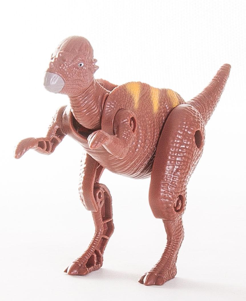 EggStars Яйцо-трансформер Пахицефалозавр84555Яйцо трансформируется в динозавра