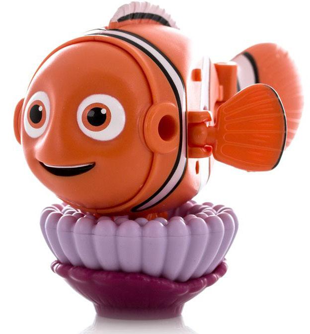 EggStars Яйцо-трансформер Немо в поисках Дори84661Немо- это один из главных персонажей Диснеевского мультфильма В поисках Дори. Фигурка Немо детально повторяет настоящую рыбку и имеет подвижные части тела, благодаря чему может компактно складываться в округлую форму, напоминающую яйцо. Ваш малыш сможет собирать и разбирать игрушку самостоятельно, в игровой форме получая навыки простой трансформации одного предмета в другой, тренируя моторику пальчиков, совершенствуя логическое мышление и память. Яйцо-трансформер EggStars Немо в поисках Дори легко преображается в рыбку и обратно.