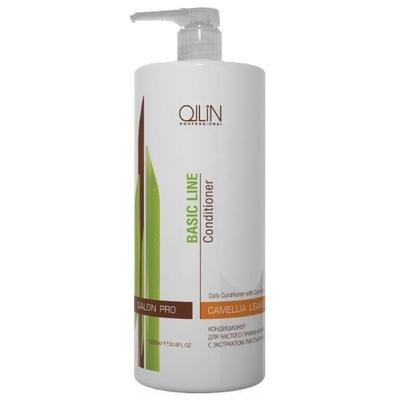 Ollin Professional Ollin Кондиционер для частого применения с экстрактом листьев камелии Basic Line Daily Conditioner with Camellia